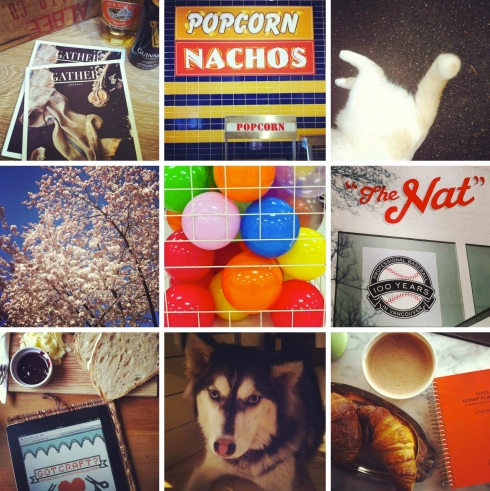 the everyday collage