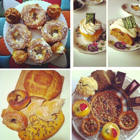 van pastry school collage