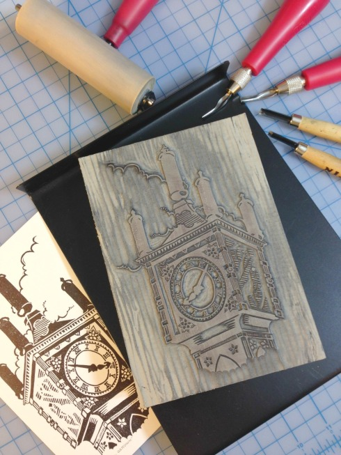 linocut-workshop